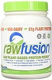San Rawfusion Diet Supplements, Vanilla Bean, 900 Grams