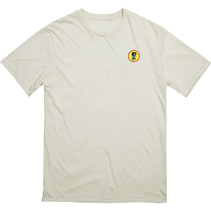 Brixton Camiseta Deportiva - Manga Corta - Para Hombre Blanco Off White Small