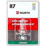 10 x Wurth c07209141 H7 12 V 55 W PX26d