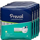 Prevail Maximum Absorbency Underwear, 2X-Large, 12-Count (Pack of 4)