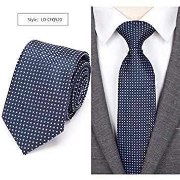AYWEI Corbata Hombres Corbata Formal para Corbatas Jacquard ...