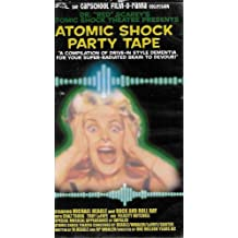 "Dr. ""Red"" Scarey's Atomic Shock Theatre Presents: Atomic Shock Party Tape"