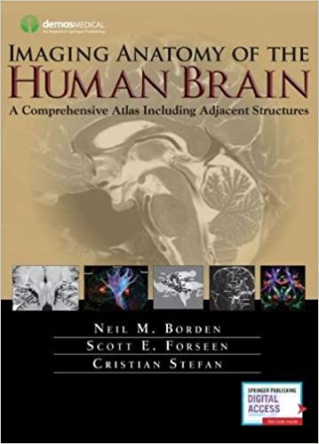 Imaging Anatomy Of The Human Brain A Comprehensive Atlas Including