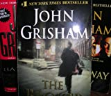 Author John Grisham Seven Bundle Book Set Includes: The Chamber- The Rainmaker - The Broker - The Summons - The Street Lawyer - The Last Juror - The Runaway Jury