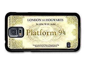 Customize Marauder's Map Harry Potter Movie Series Diy For SamSung Galaxy S4 Mini Case Cover