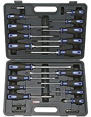 KS Tools, Ergotorqueplus, Set di cacciaviti e punte, 39 pz., 159.0100
