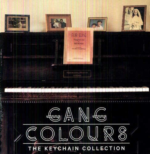 Gang Colours - Keychain Collection - Amazon com Music