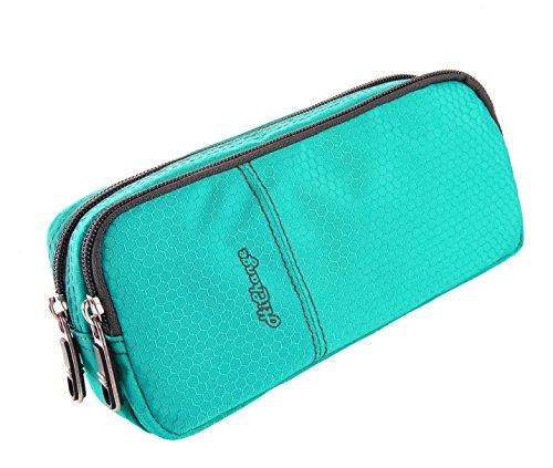 3 Pocket Pencil Case For Girls - 8