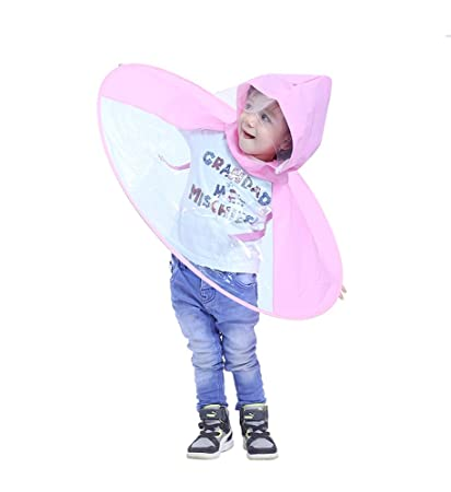 e45400d58 Amazon.com  KMYS Children s Duck Raincoat ,Portable Reusable ...