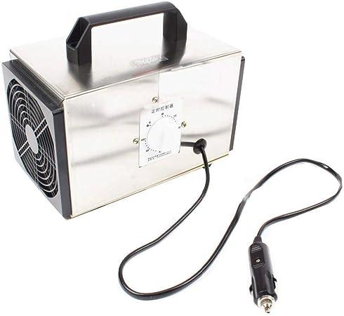 CGOLDENWALL 10 g/h generador de ozono Coche 12 V purificador de ...