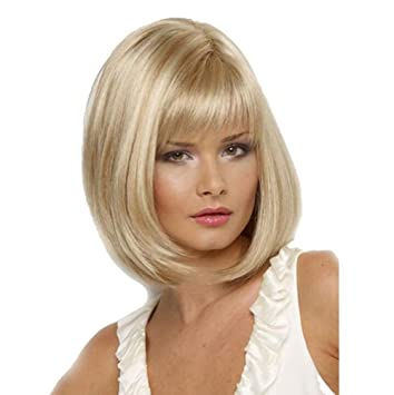 Yz Yuan Perücke Haarteile Frauen Kurze Blonde Kurze Haare Für Frauen