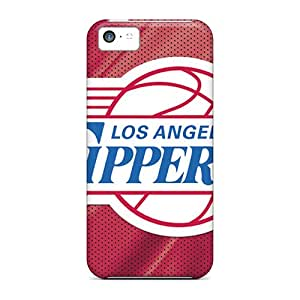 Iphone 5c UfF10917Bllc Unique Design High Resolution Los Angeles Clippers Pictures Great Hard Phone Cases -MansourMurray