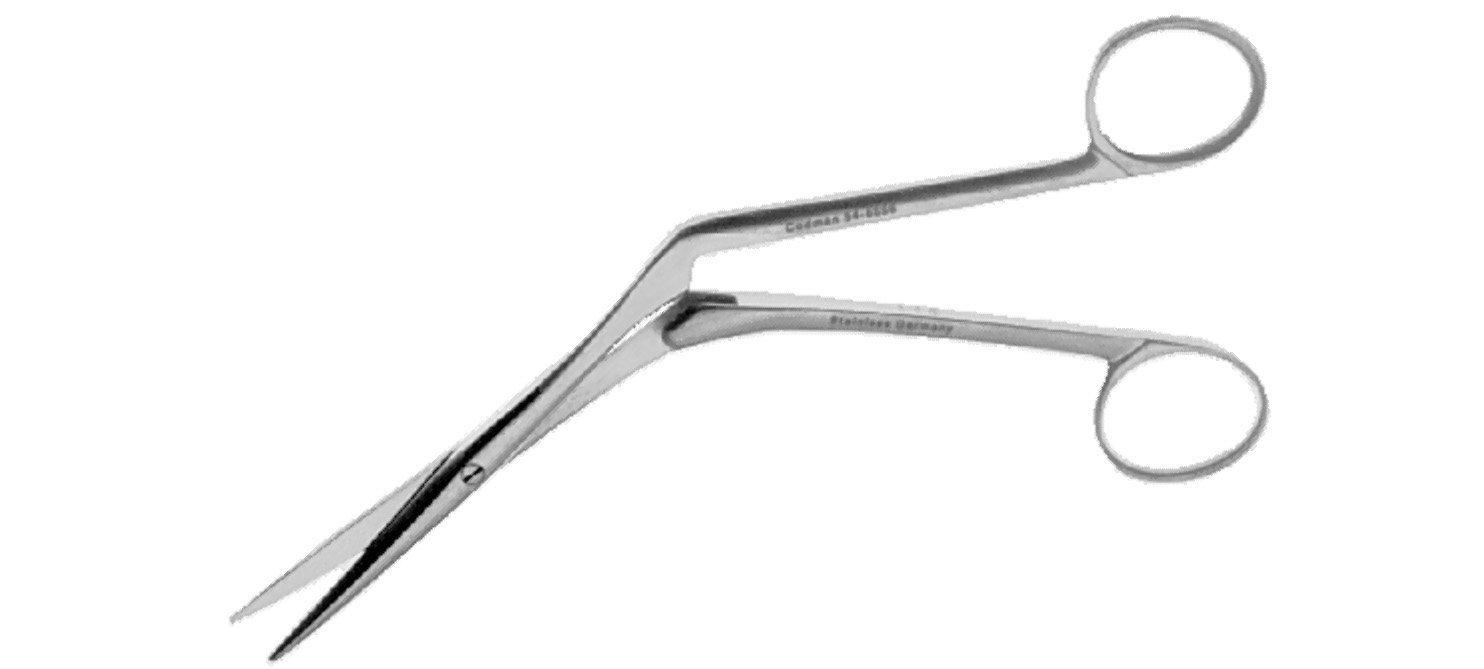 Amazon com: Symmetry Surgical 54-6666 Knight Nasal Scissors