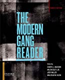 The Modern Gang Reader, Maxson, Cheryl L. and Egley, Arlen, 0199895392