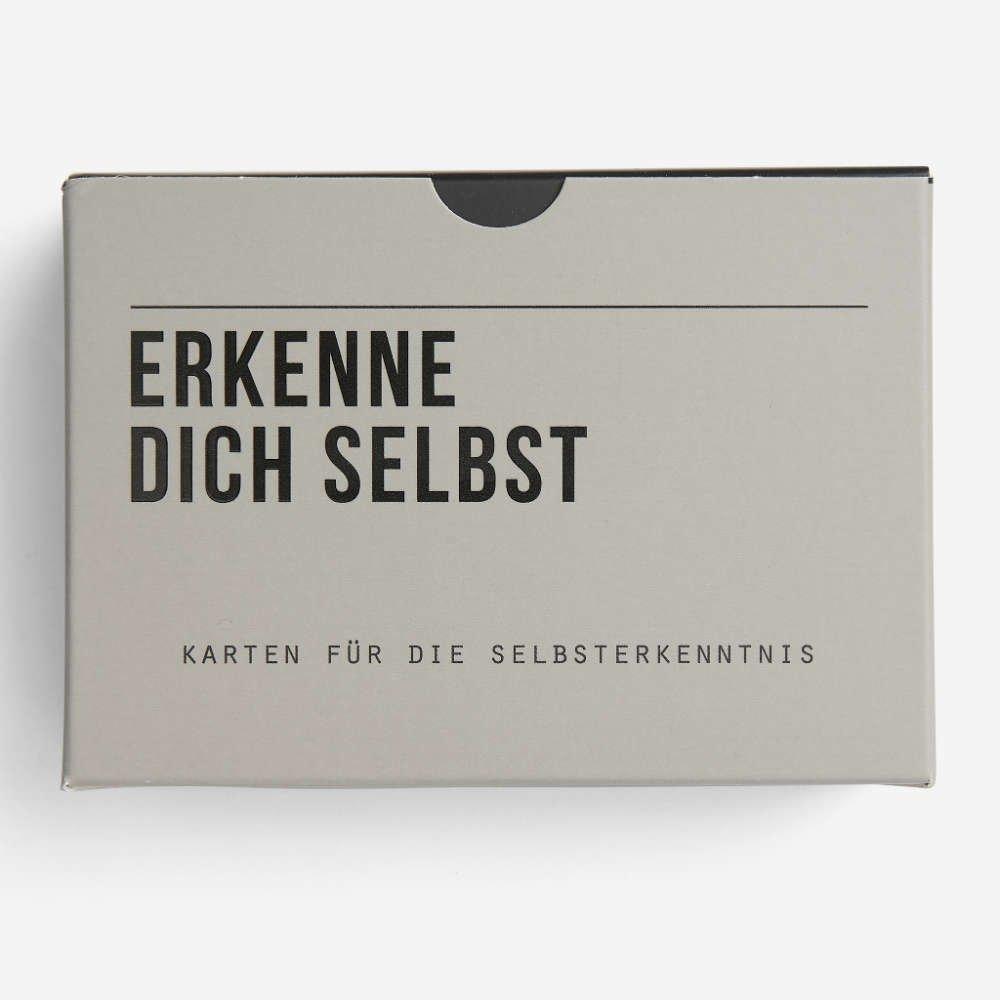 The School of Life - Know Yourself - Edición en alemán