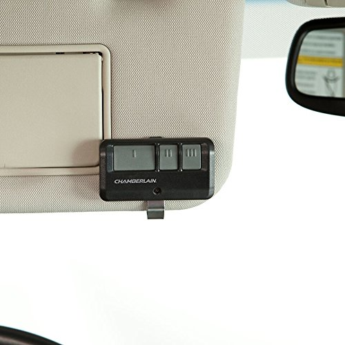 Chamberlain/LiftMaster / Craftsman 953EV-P2 3-Button Garage Door Opener Remote, Security +2.0 Compatible, Includes Visor Clip by Chamberlain (Image #7)