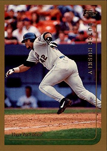 1999 Topps #106 Butch Huskey (Chrome Baseball Topps 1999)