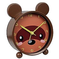 Time Vanguard Alarm Clock for Children (Bear)