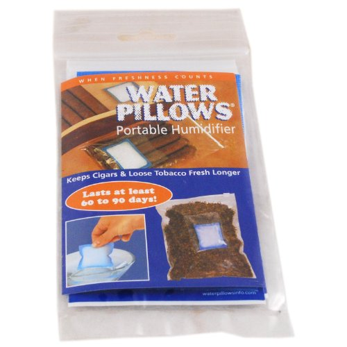 (100 Pack of Water Pillows: Cigar, Pipe Humidification)