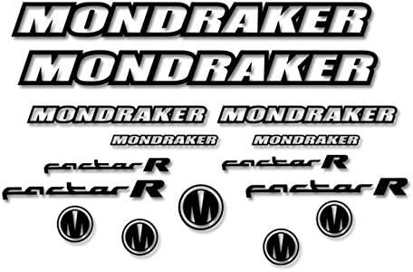 Ecoshirt 00-L1VQ-IHHF Pegatinas Mondraker Factor R Am11 Horquilla Fork Stickers Aufkleber Adesivi Bike, Naranja 035: Amazon.es: Coche y moto
