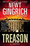 img - for Treason: A Novel (The Major Brooke Grant Series) book / textbook / text book
