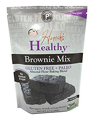Hannah's Healthy Brownie Mix