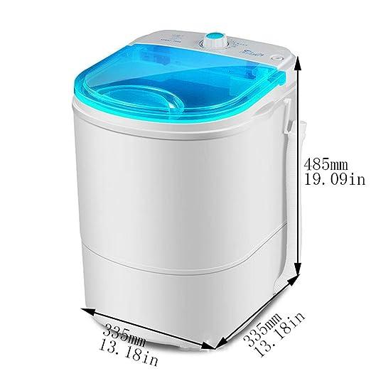 lavadora Mini BañEra PortáTil, Solo Barril Semi-AutomáTica MáQuina ...