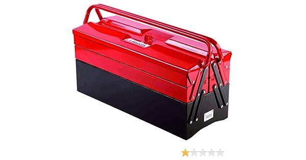 Bellota 6902-500 Caja porta-herramientas: Amazon.es: Bricolaje y herramientas