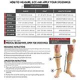 Truform 30-40 mmHg Compression Stockings for Men