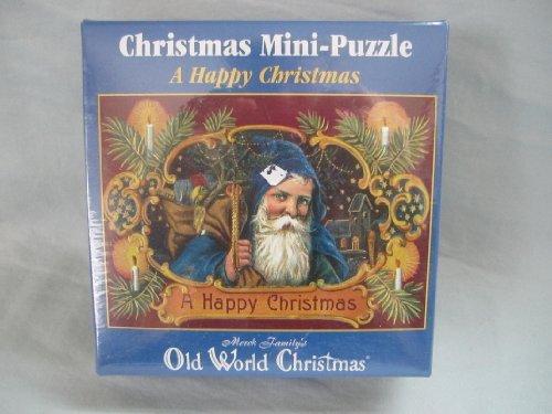 1999 Merck's Family Old World Christmas
