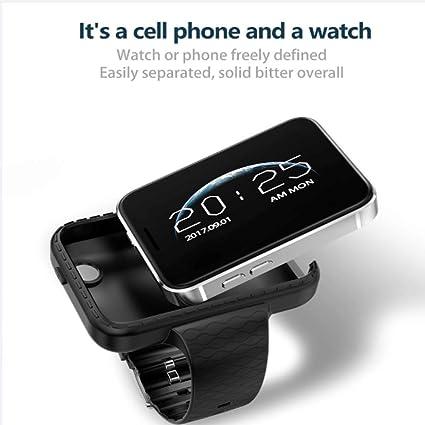 Amazon.com: Smart Watch Smart Watch, 2.2-Inch LED Display ...