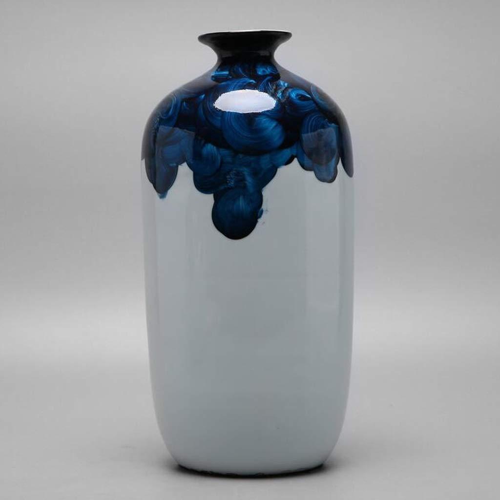 セラミック花瓶/ドライフラワー花瓶/水耕植物花瓶/ハンドメイド SHWSM (サイズ さいず : 15cm×32cm) B07RYR7CKL  15cm×32cm