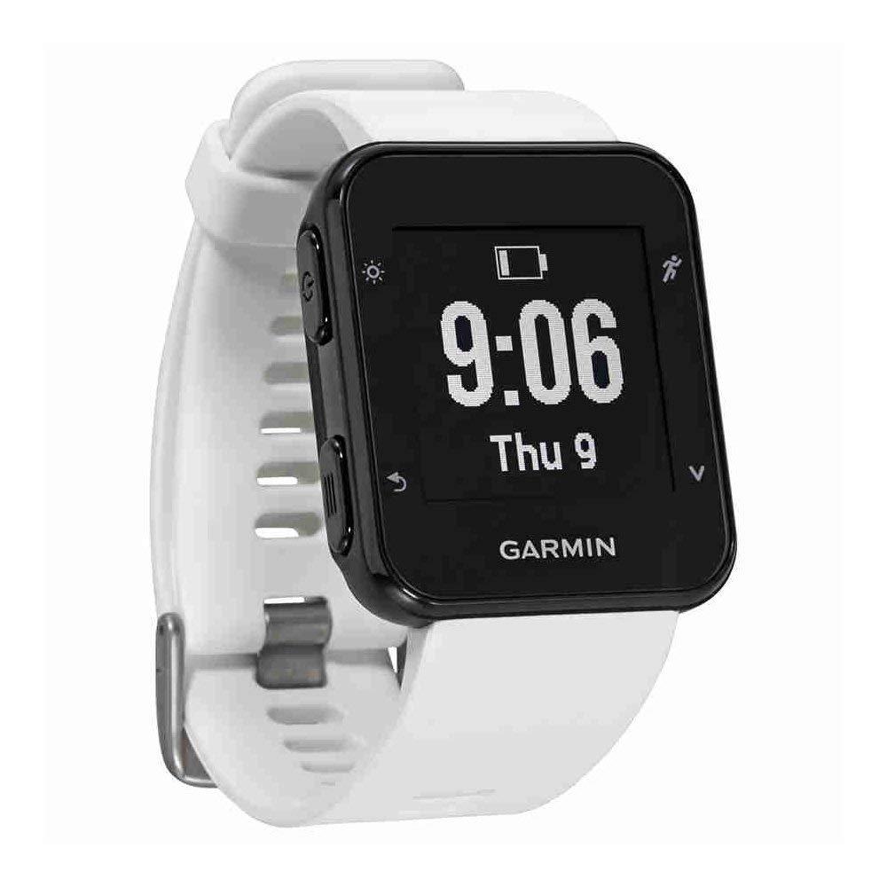 Amazon.com: Garmin Forerunner 35 White GPS Running ...