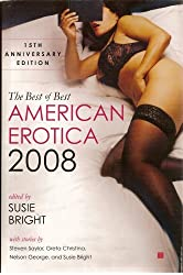 The Best of American Erotica: 2008 [15th Anniversary Edition]