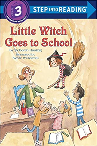 Read online Little Witch Goes to School (Step-Into-Reading, Step 3) PDF, azw (Kindle)