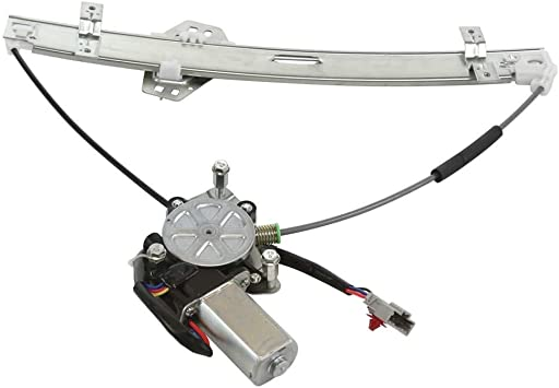 Prime Choice Auto Parts WR841536 Power Window Regulator With Motor