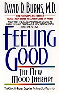 Paperback Feeling Good: The New Mood Therapy Book
