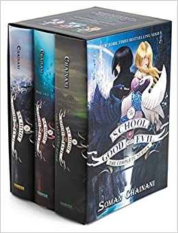 Book The School for Good and Evil Series Box Set: Books 1-3