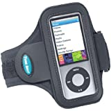Armband for iPod nano 5G - iPod nano armband 5th generation (Also fits 4th generation, 2nd generation and 1st generation)