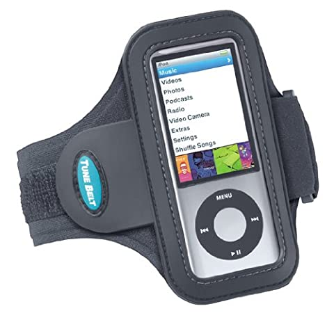 Armband for iPod nano 5G - iPod nano armband 5th generation (Also fits 4th generation, 2nd generation and 1st (Ipod 8gb 4th Gen)