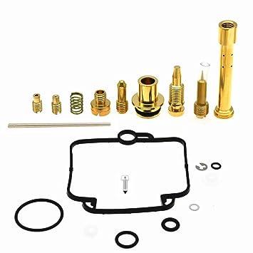 CQYD New Carburetor Repair Carb Rebuild Kit for 94-99 Suzuki DR350SE DR350  SE DR 350