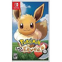Pokémon: Let's Go, Eevee! (Switch) - Nintendo Switch...