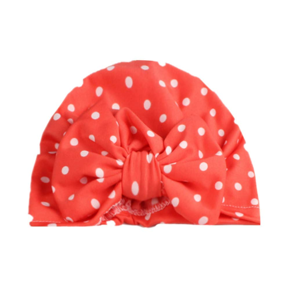❤️ Mealeaf ❤️ Autumn Winter Baby Hat Girl Boy Cap Children Hats Toddler Kids Hat E(Watermelon Red,)