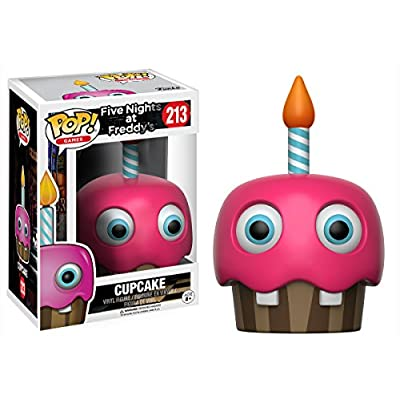 Funko POP Games: Five Nights at Freddy's - Cupcake (Styles May Vary): Funko Pop! Games:: Toys & Games