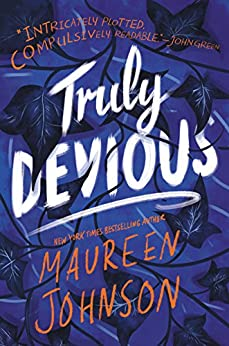 Truly Devious: A Mystery by [Johnson, Maureen]