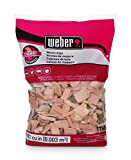 Weber-Stephen Products 17140 Cherry Wood Chips, 2 lb