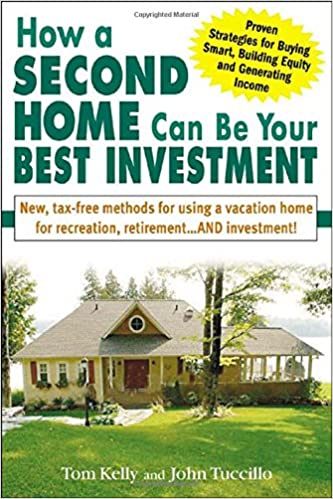 How a Second Home Can Be Your Best Investment: New, Tax-Free