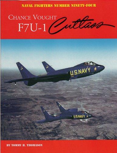 Chance Vought F7U-1 Cutlass (Naval Fighters) pdf