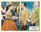 reynolds tray - Tammy original lobby card Debbie Reynolds holding tray of drinks
