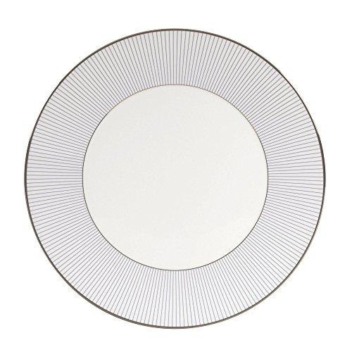 (Jasper Conran by Wedgwood Blue Pin Stripe Dinner Plate 11